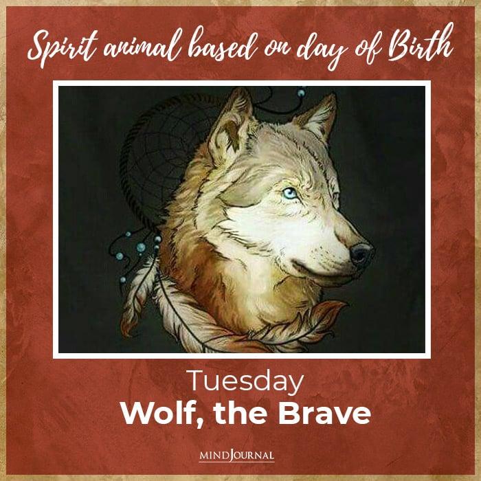 sacred spirit animal tuesday