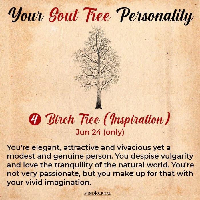 soul tree astrology birch