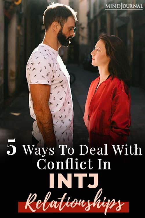 ways to deal with conflict in intj relationships pin
