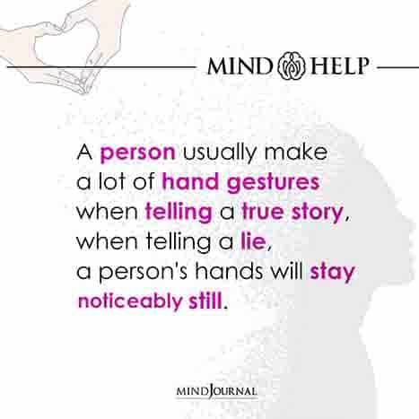 A person usually make