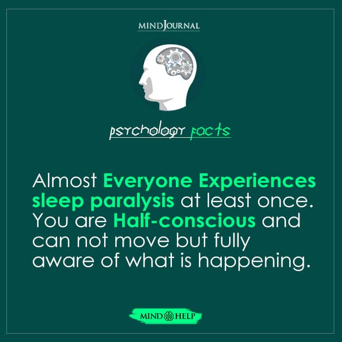 Almost Everyone Experiences