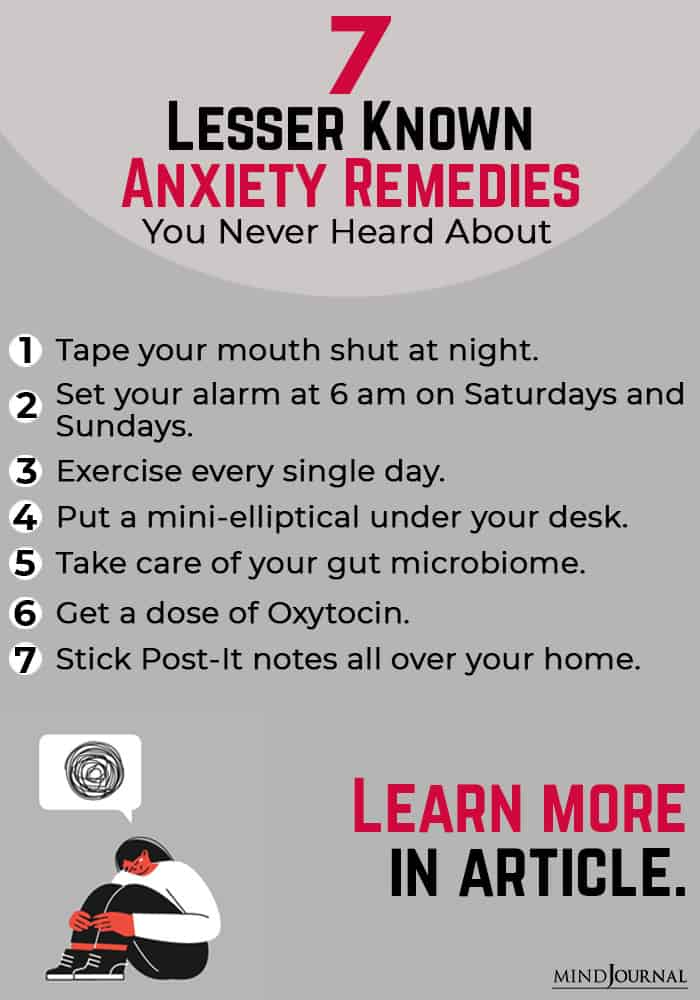 Anxiety Remedies Never Heard About info