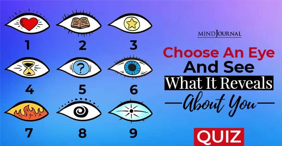 Eye Personality Test