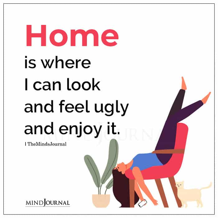 Home Is Where I Can Look
