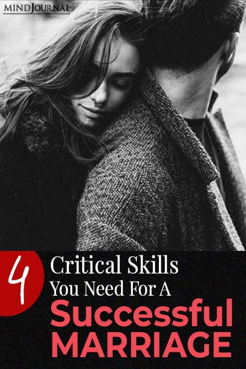 Main Critical Skills You Need For Successful Marriage Pin