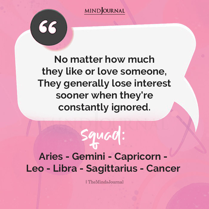 No Matter How Much They Like Or Love Someone