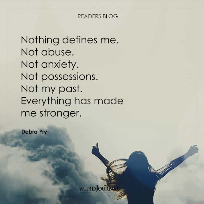 Nothing Defines Me