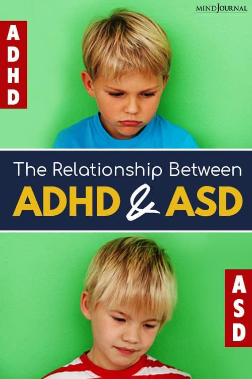 Relationship Between ADHD ASD Pin
