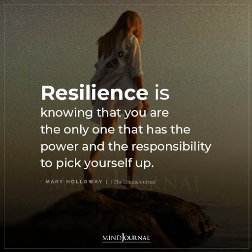 resilient person