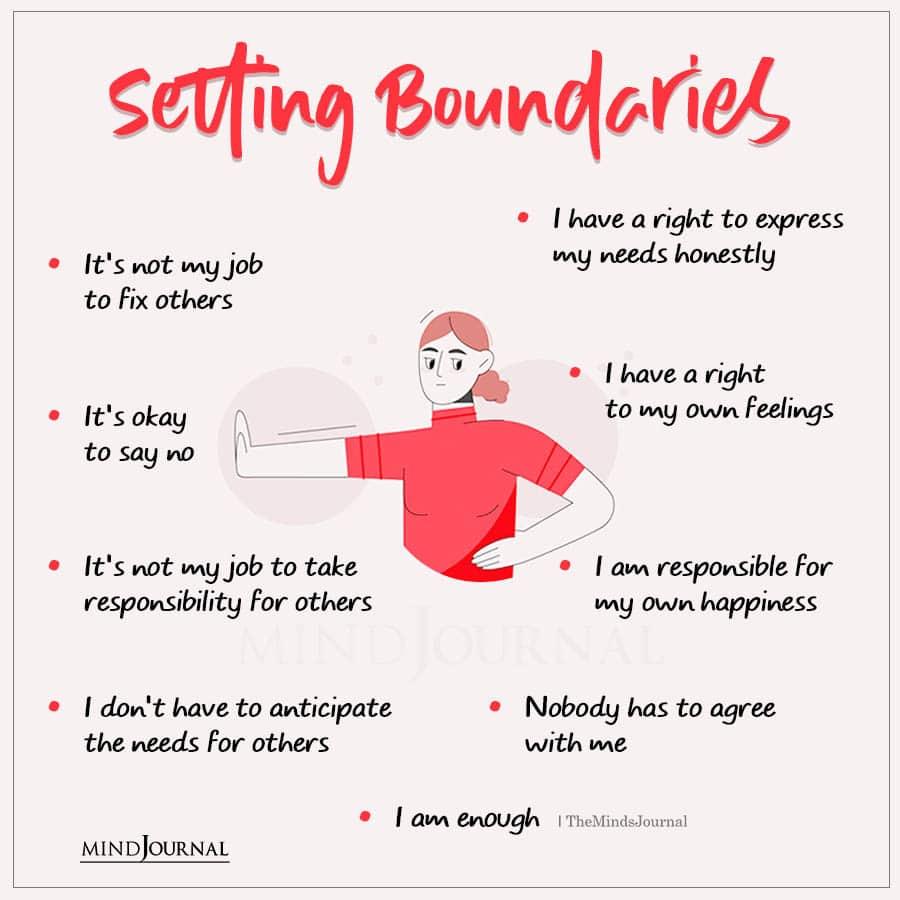 Setting Boundaries (1)