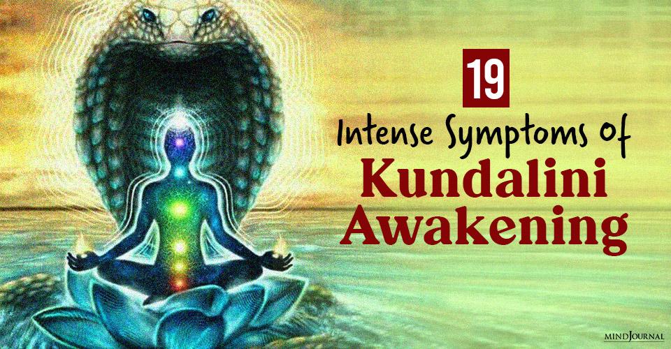 Symptoms Kundalini Awakening