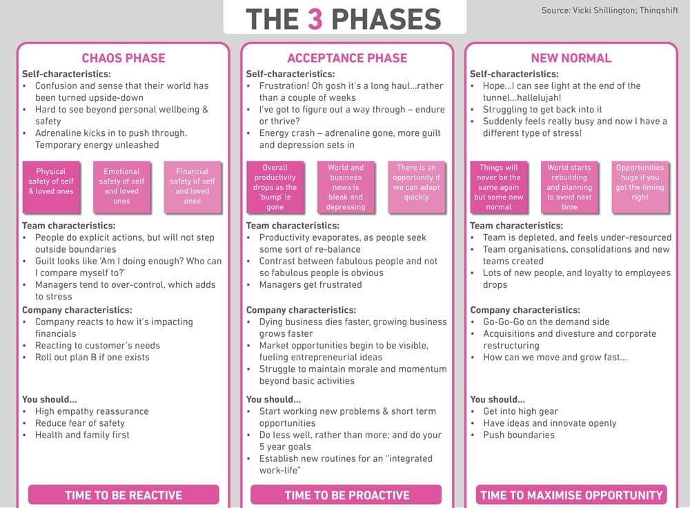 The 3 Phase Diagram - Vicki Shillington