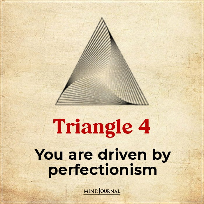 Triangle Choose Main Virtues ambitious perfectionism
