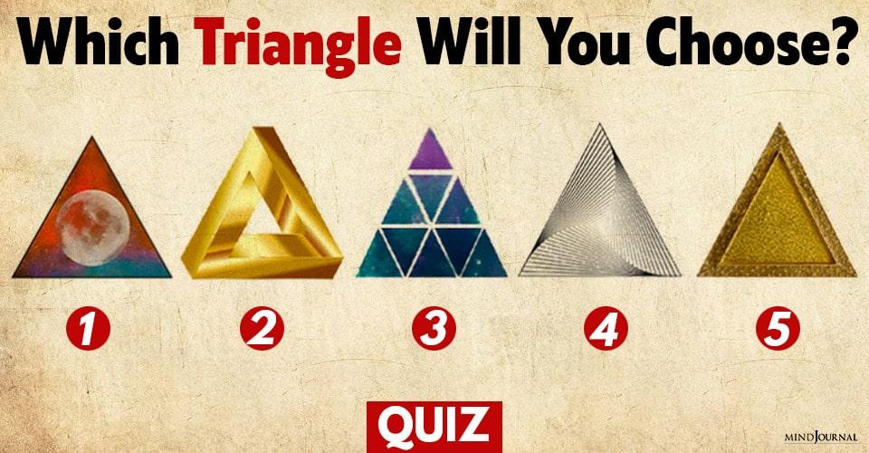 Triangle Choose Main Virtues