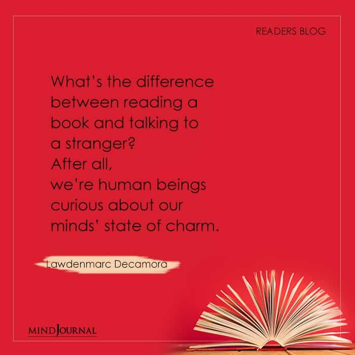 What's the difference between reading