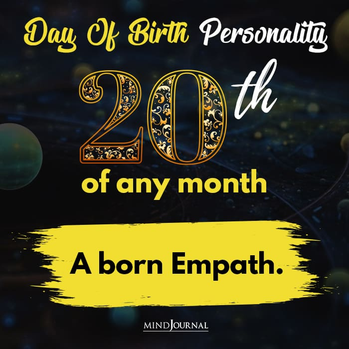 a born empath