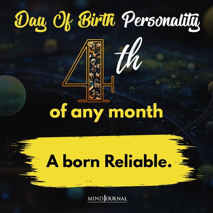 a born reliable