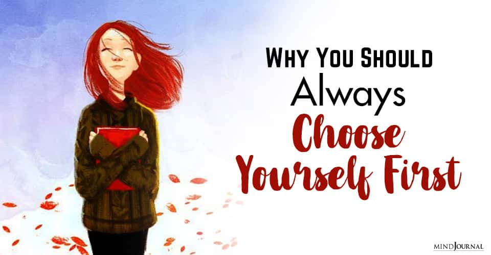 choose yourself first