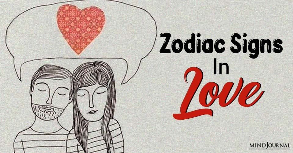 love based on your zodiac sign