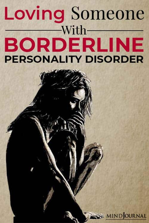 loving someone with borderline personality disorder pin