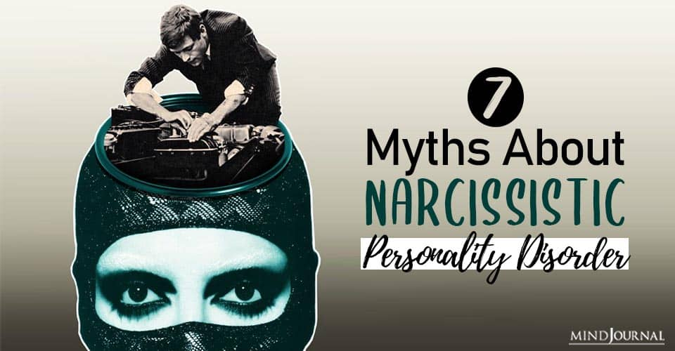 myths about narcissistic personality disorder