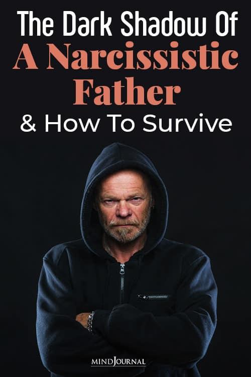 narcissistic father pin