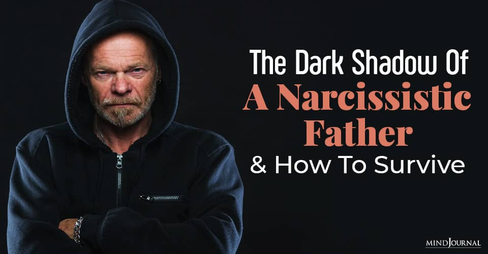 narcissistic father