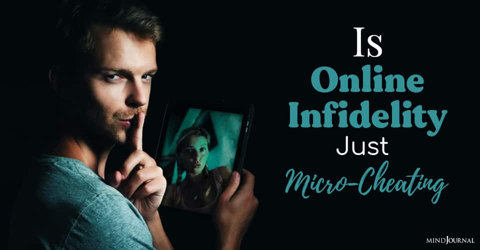 online infidelity micro cheating
