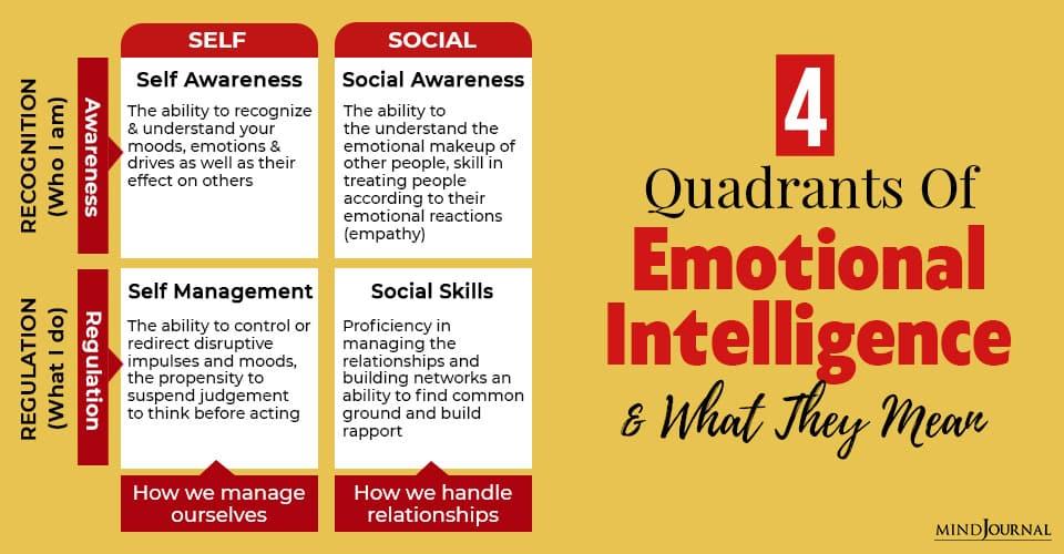 quadrants of emotional intelligence
