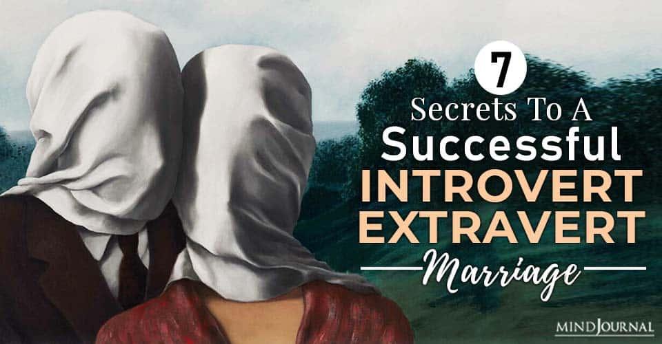 successful introvert-extravert marriage