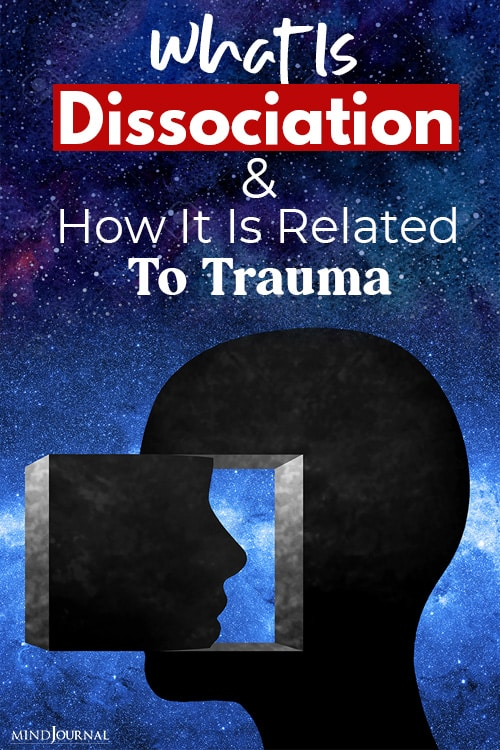 what is dissociation pinop