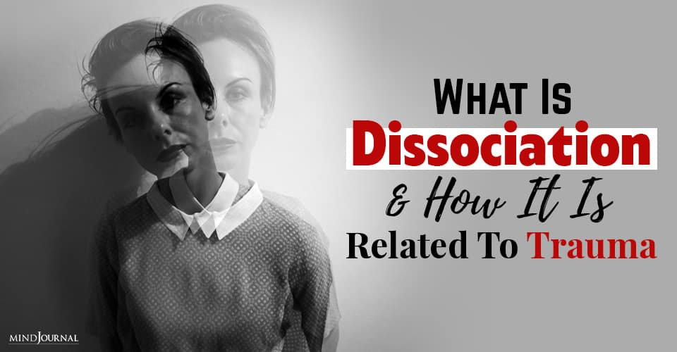 what is dissociation