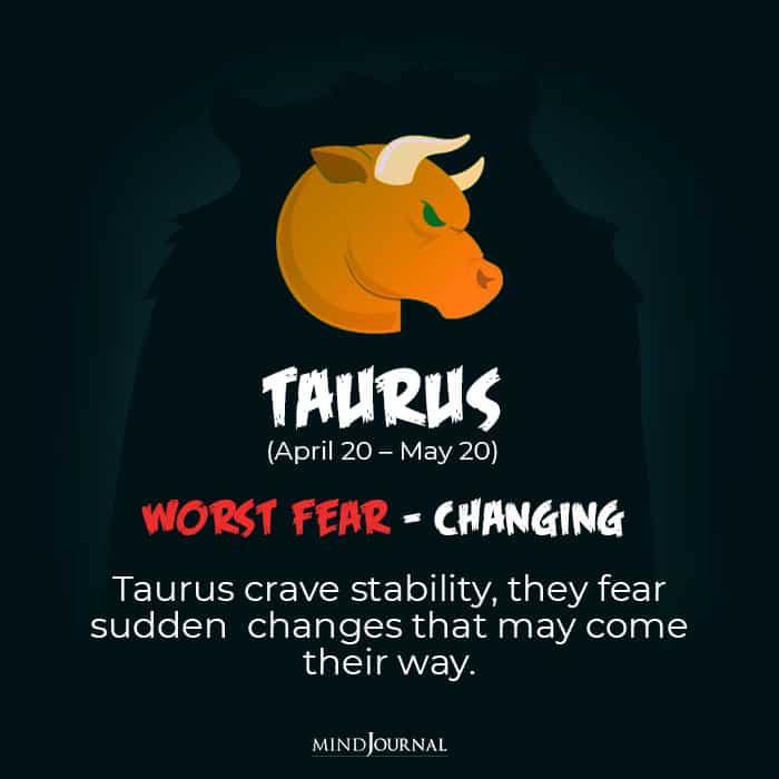 your worst fear