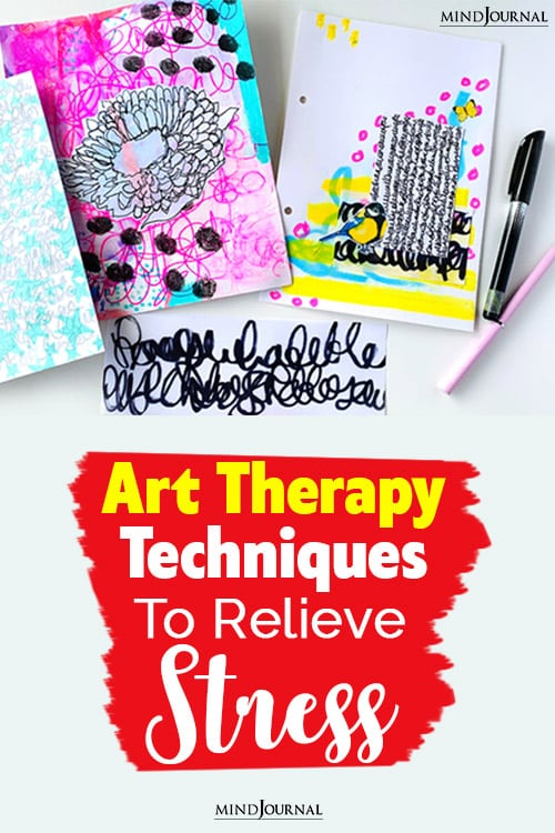 Art Therapy how does it work pin