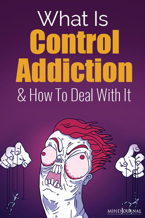 Control Addiction Deal With It pin