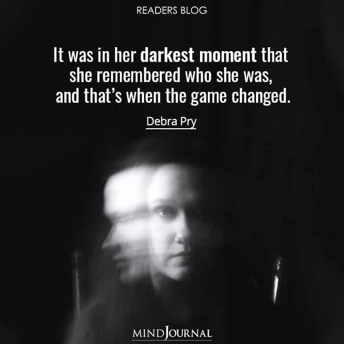 Darkest Moment