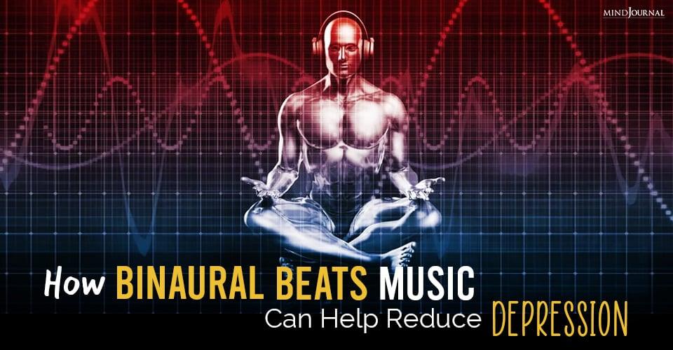 How Binaural Beats Music Can Help Reduce Depression