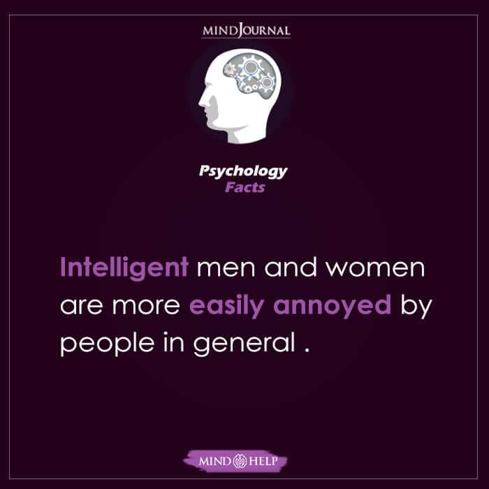 Intelligent Men and Women