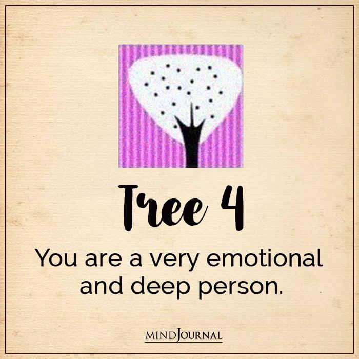 Pick A Tree emotion
