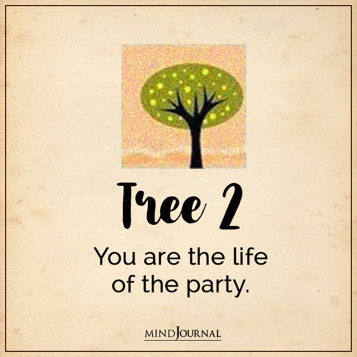 Pick A Tree party