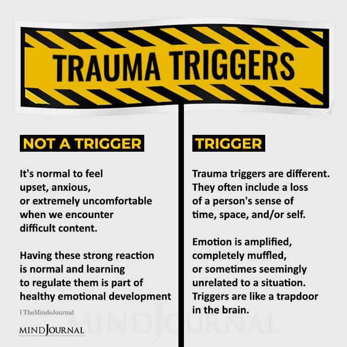 Understanding Trauma Triggers