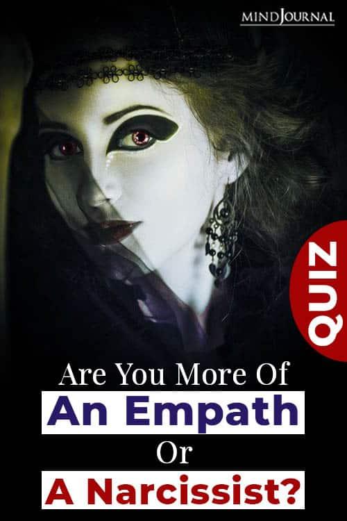 a empath or a narcissist pin