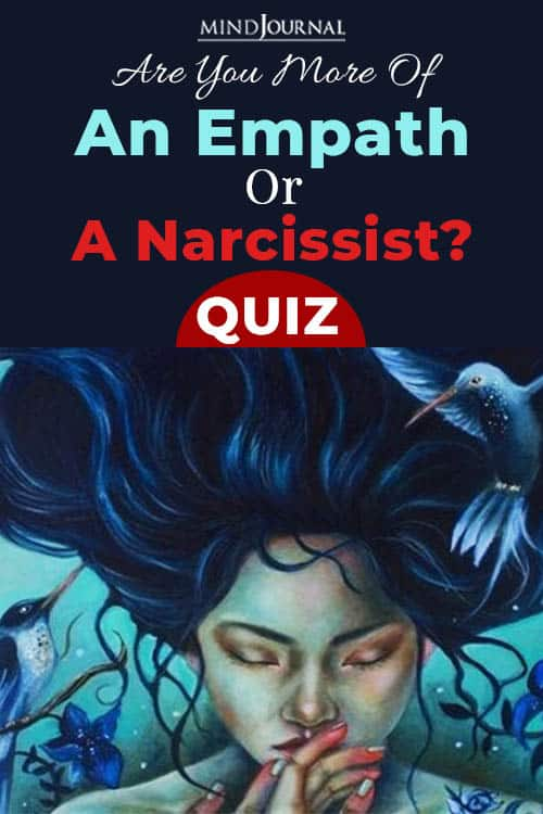a empath or a narcissist pinop