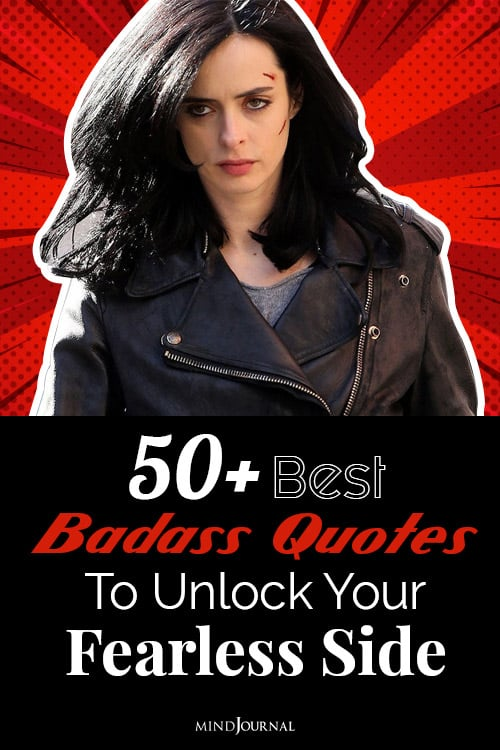 best badass quotes to unlock your fearless side pin