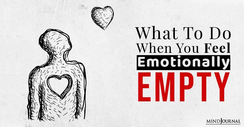 emotional emptiness