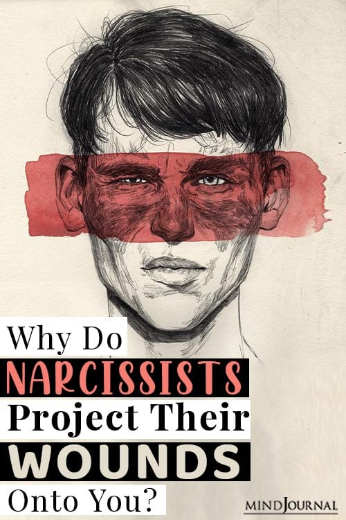 narcissists project pinop