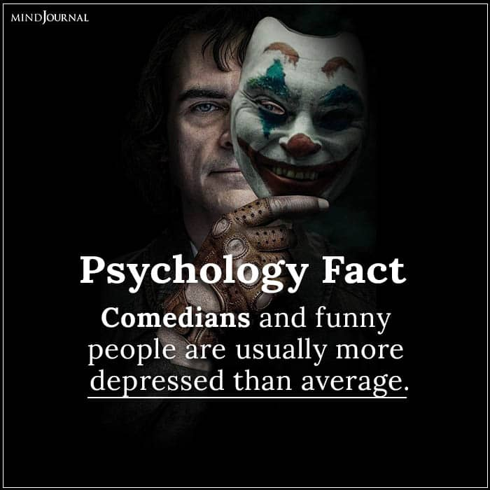 Comedians and funny