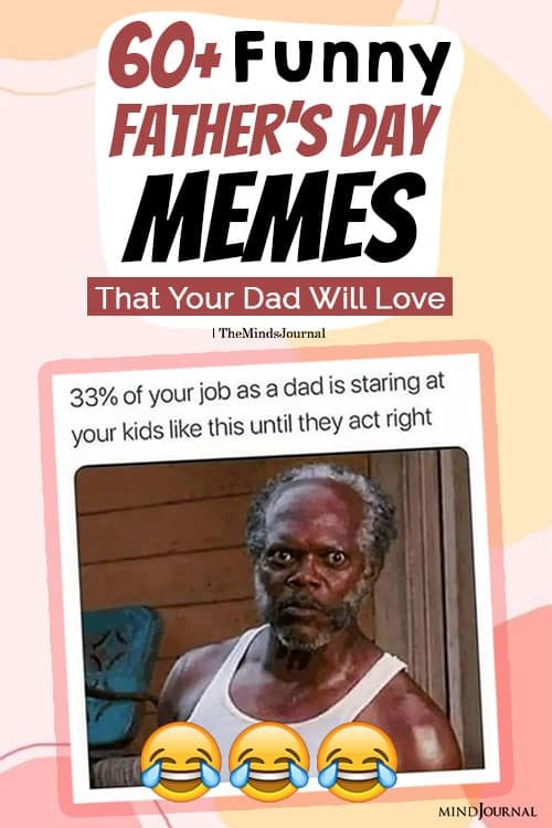 Funny Father's Day Memes pin