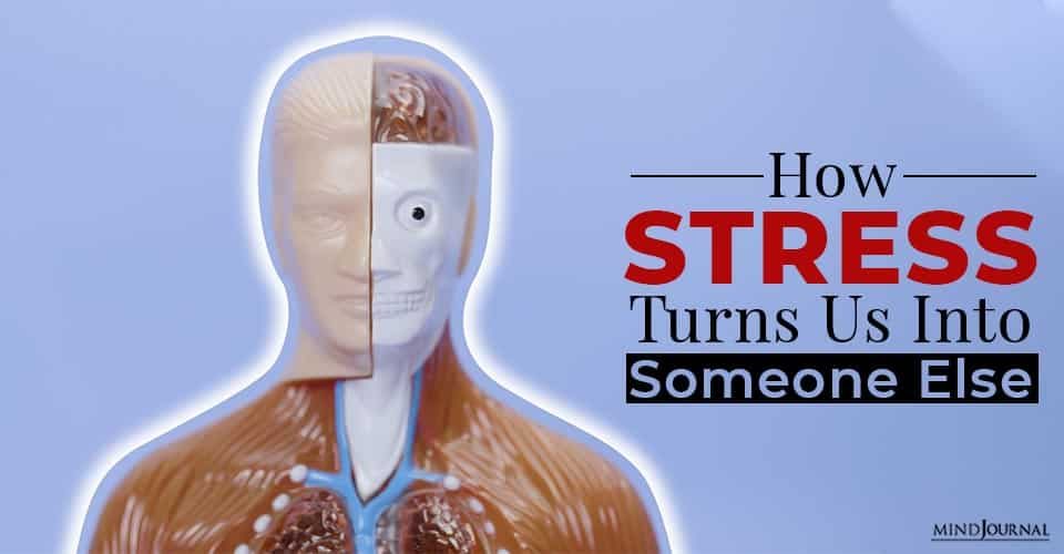 How Stress Turns Us Into Someone Else Your Stressed Self