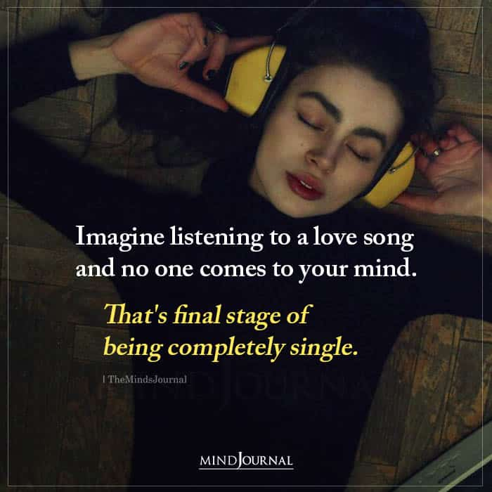 Imagine Listening To A Love Song